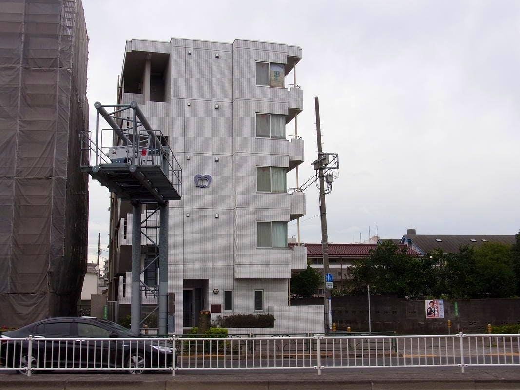 ミリオンコート中村橋 外観