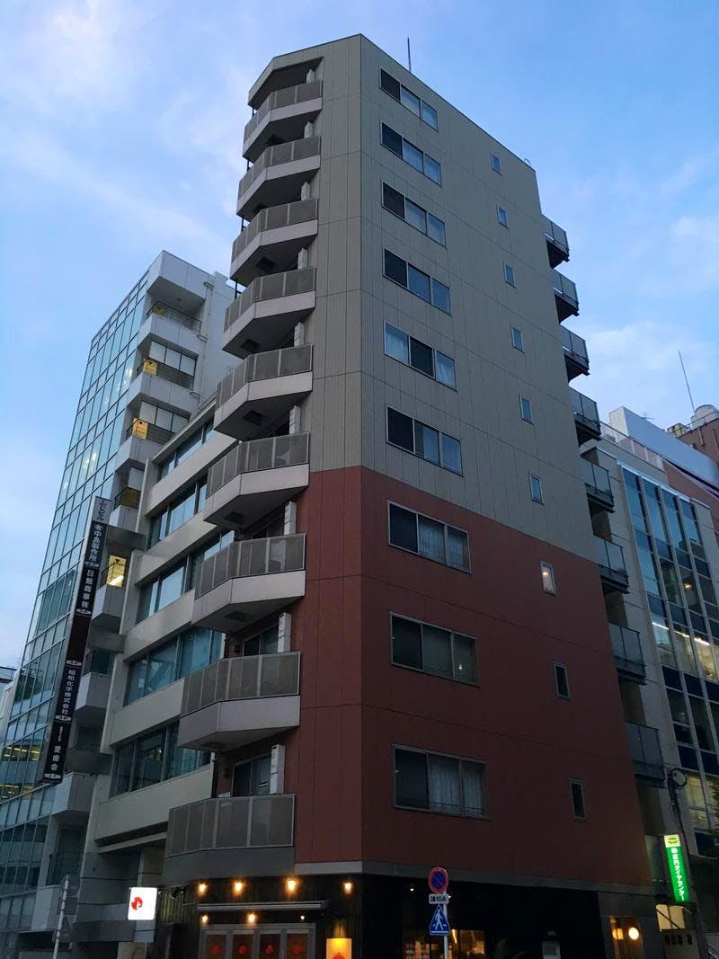 LYNX日本橋本町 外観