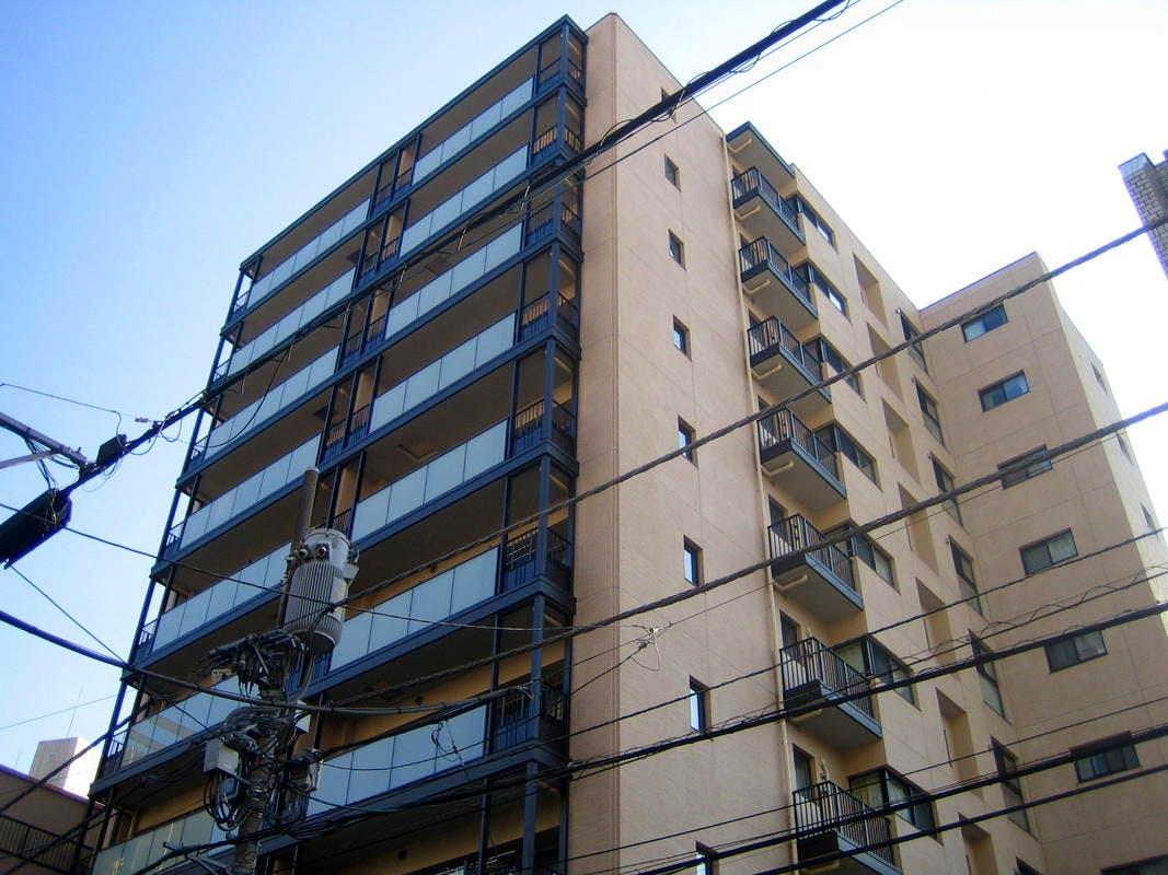 クリオ横濱桜木町 外観