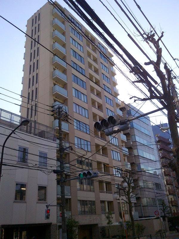 THEパームス高田馬場四丁目 外観