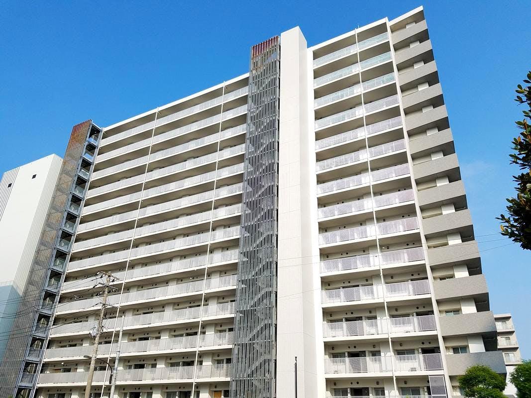 ハウスコート横須賀中央 外観