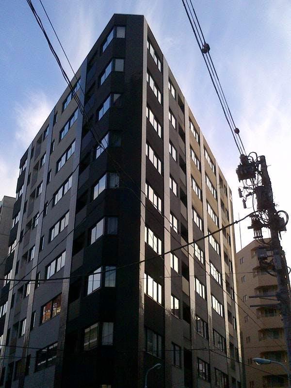 ベルドゥムール東京八丁堀 外観