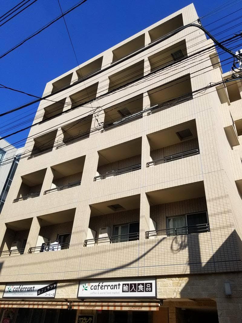 モンドリゼェール高円寺 外観
