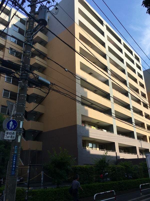 クレストフォルム横浜鶴見 外観