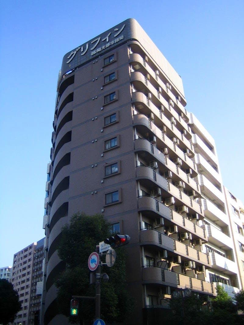 グリフィン横浜・桜木町 外観