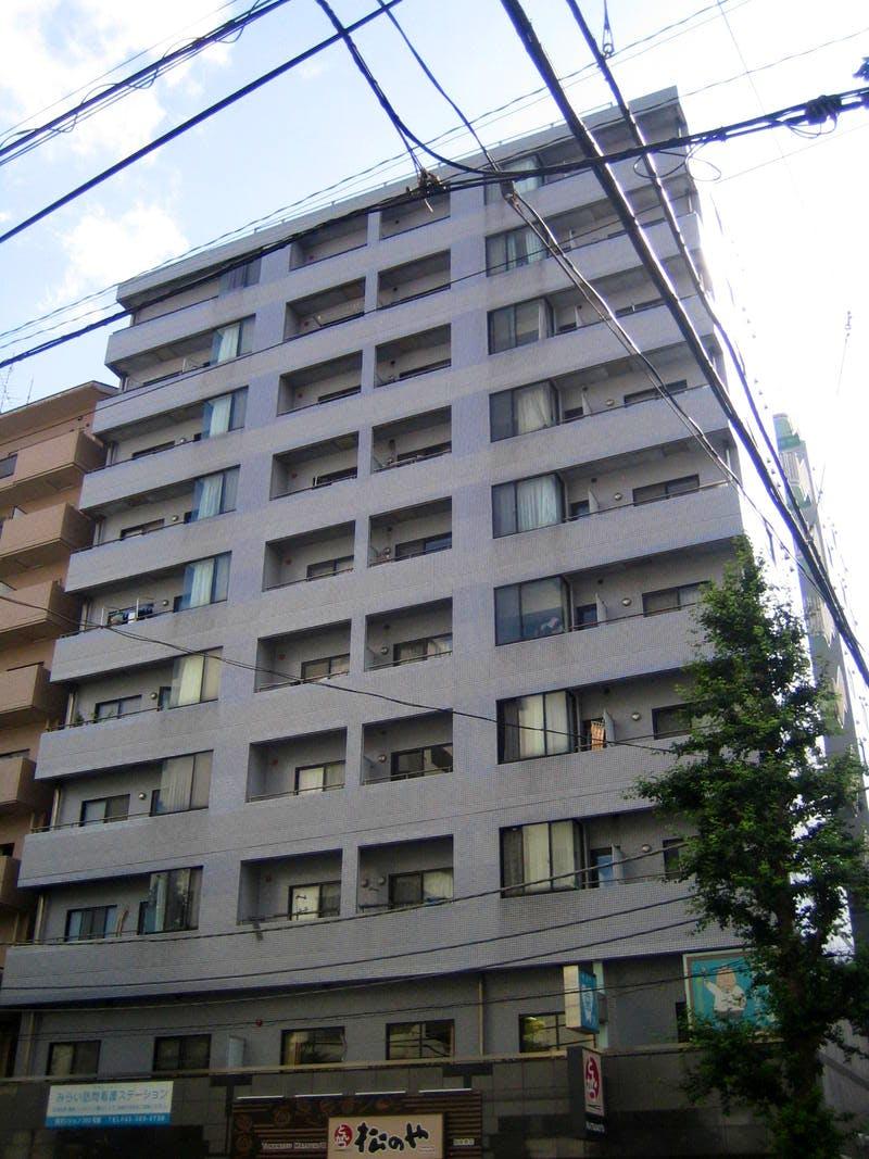 マークス横濱阪東橋 外観
