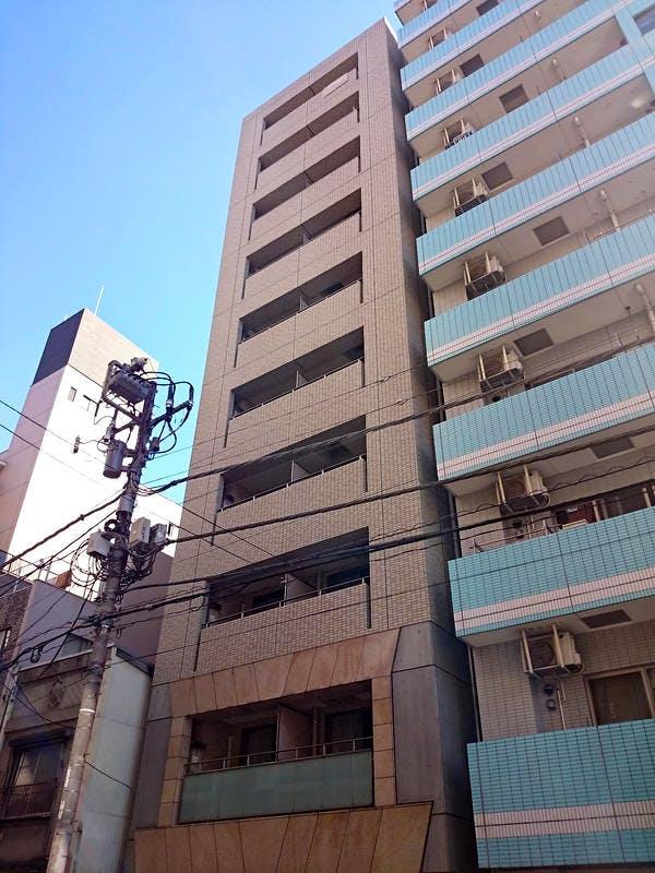 スカイコート銀座東壱番館 外観
