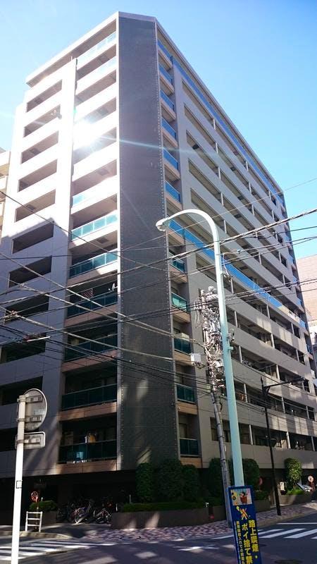 クレストフォルム日本橋シティスクエア 外観