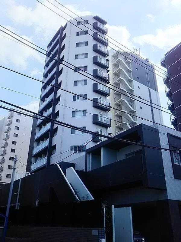 ダイナシティ西新宿 外観