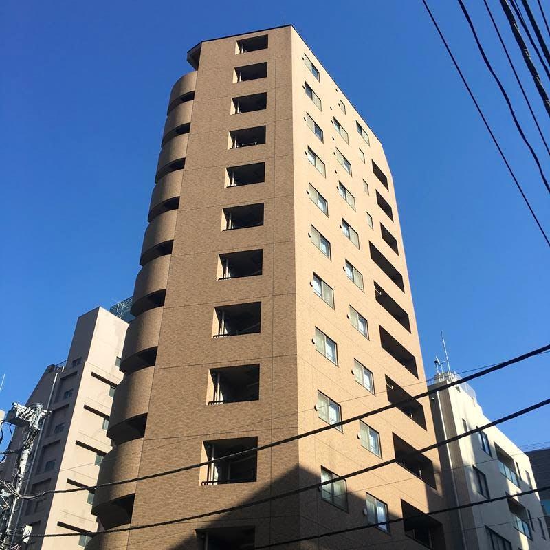 メインステージ日本橋箱崎IV 外観