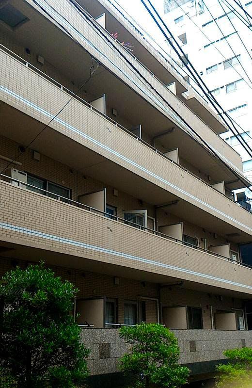 デュオ・スカーラ西新宿II 外観