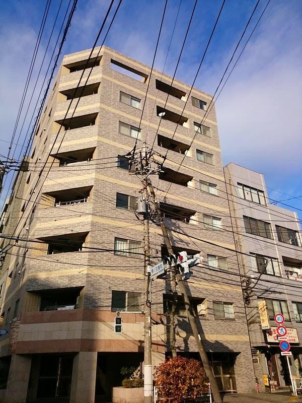 錦糸町アムフラットII 外観