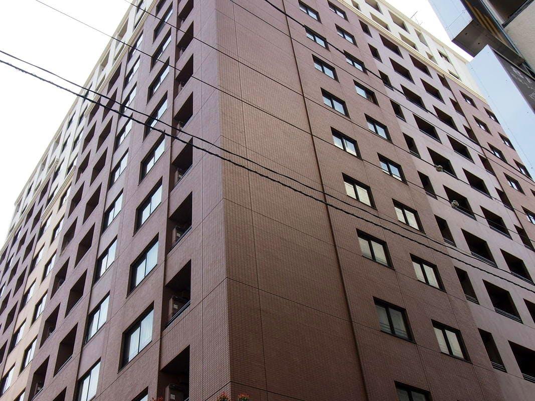 グランアルベーラ横浜・関内 外観