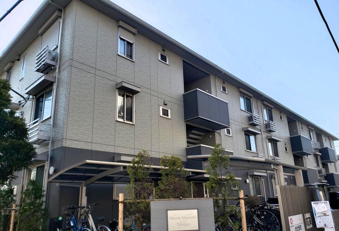 Maison Magnolia Tokujyu 外観