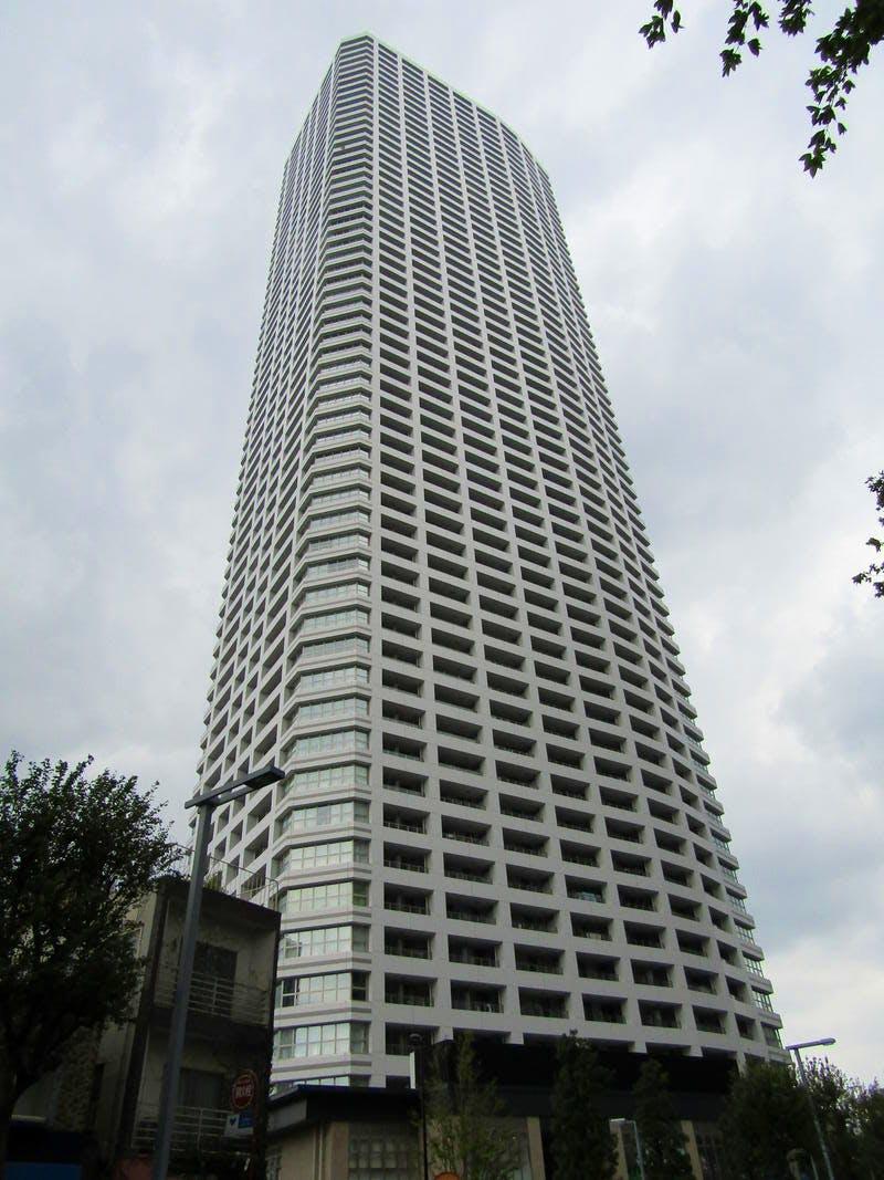 ザ・パークハウス西新宿タワー60 外観