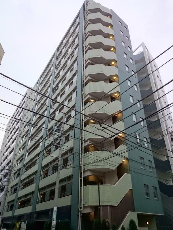 コンフォリア日本橋 外観