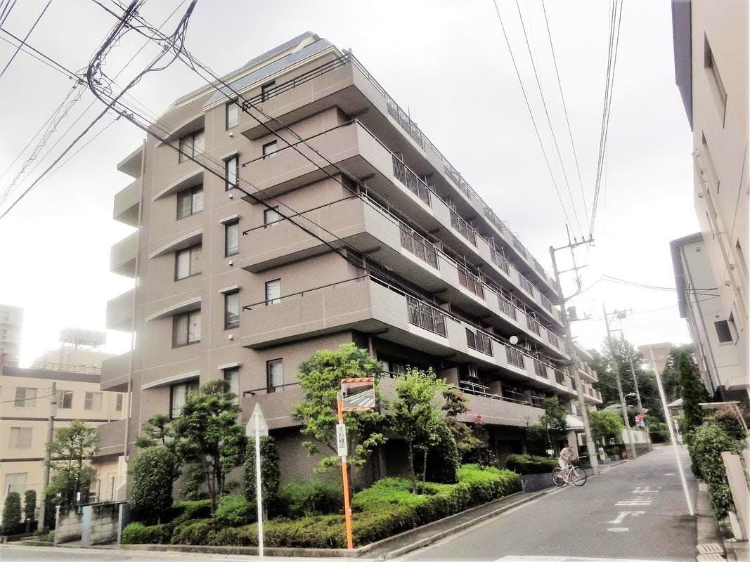 コスモ浦和根岸壱番館 外観