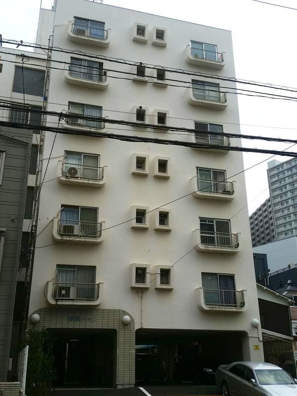 横浜ハイツ 外観