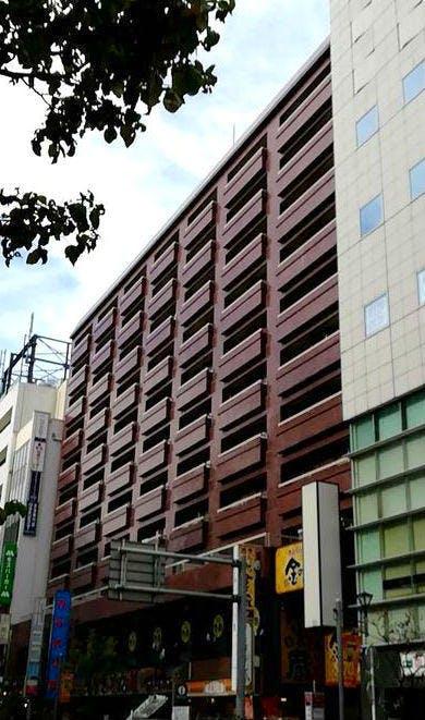 新宿ダイカンプラザA館 外観