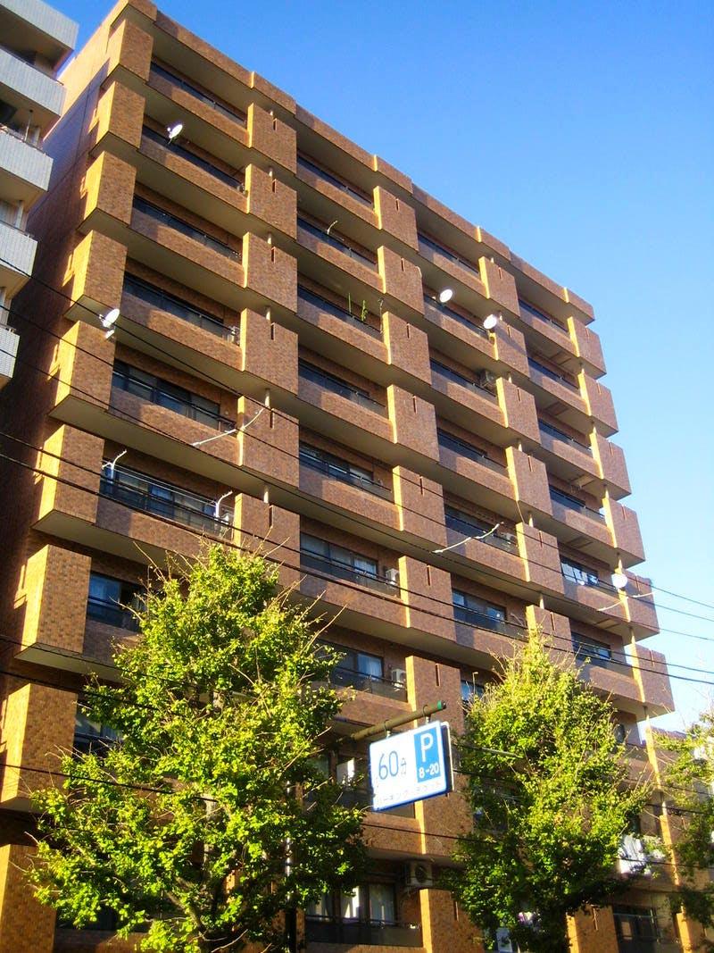 ライオンズマンション横浜大通り公園第2 外観