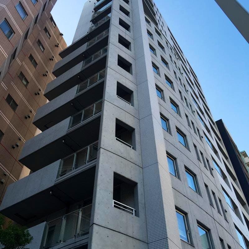 ラコント新宿セントラルパークアパートメント 外観