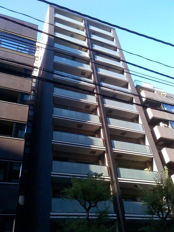 ザ・パークハウス日本橋人形町 外観