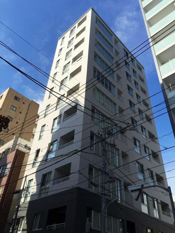 オープンレジデンシア日本橋水天宮 外観
