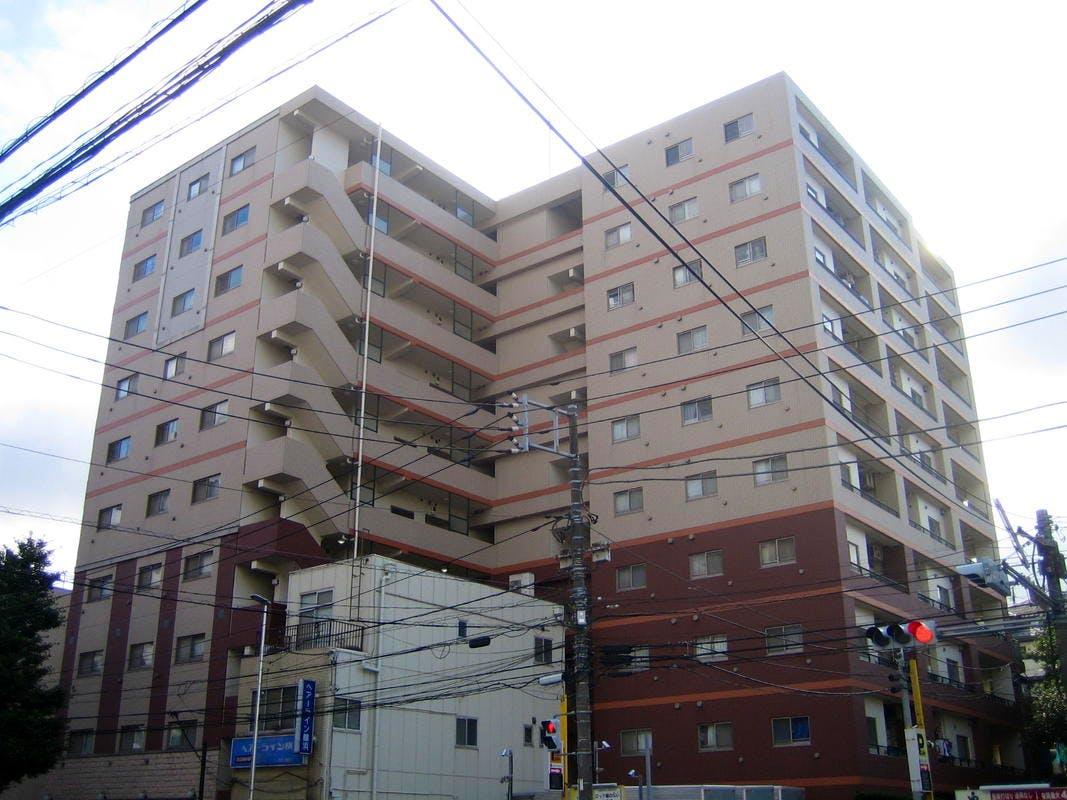 ミオカステーロ横浜南アビターレ 外観