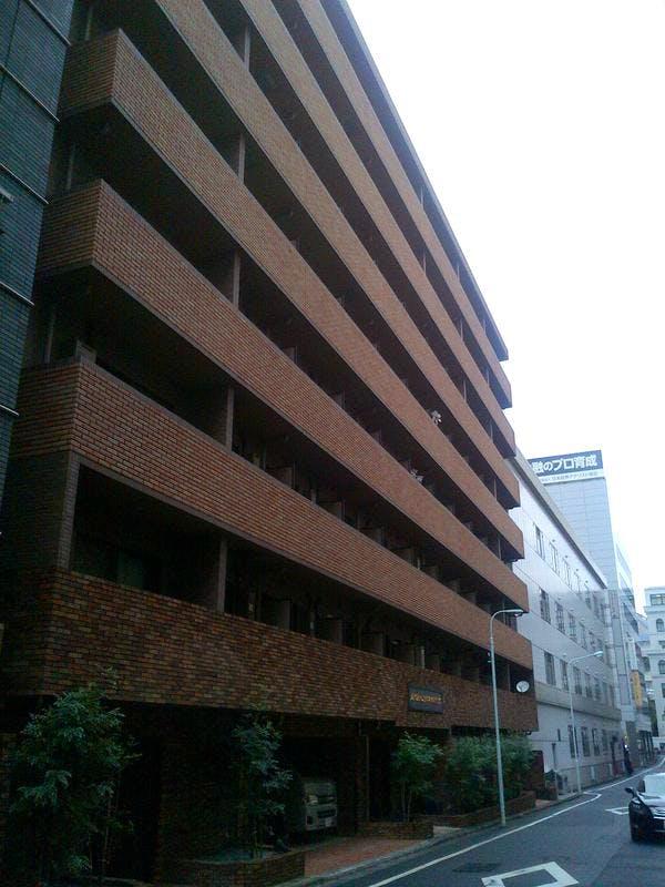 トーシンフェニックス日本橋兜町弐番館 外観