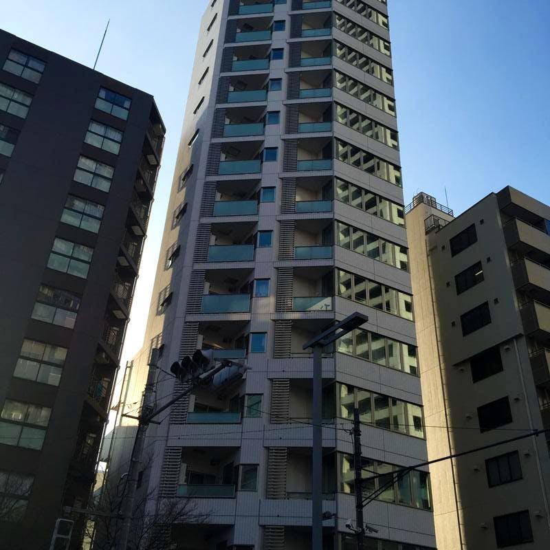 プレミスト新宿都庁前 外観