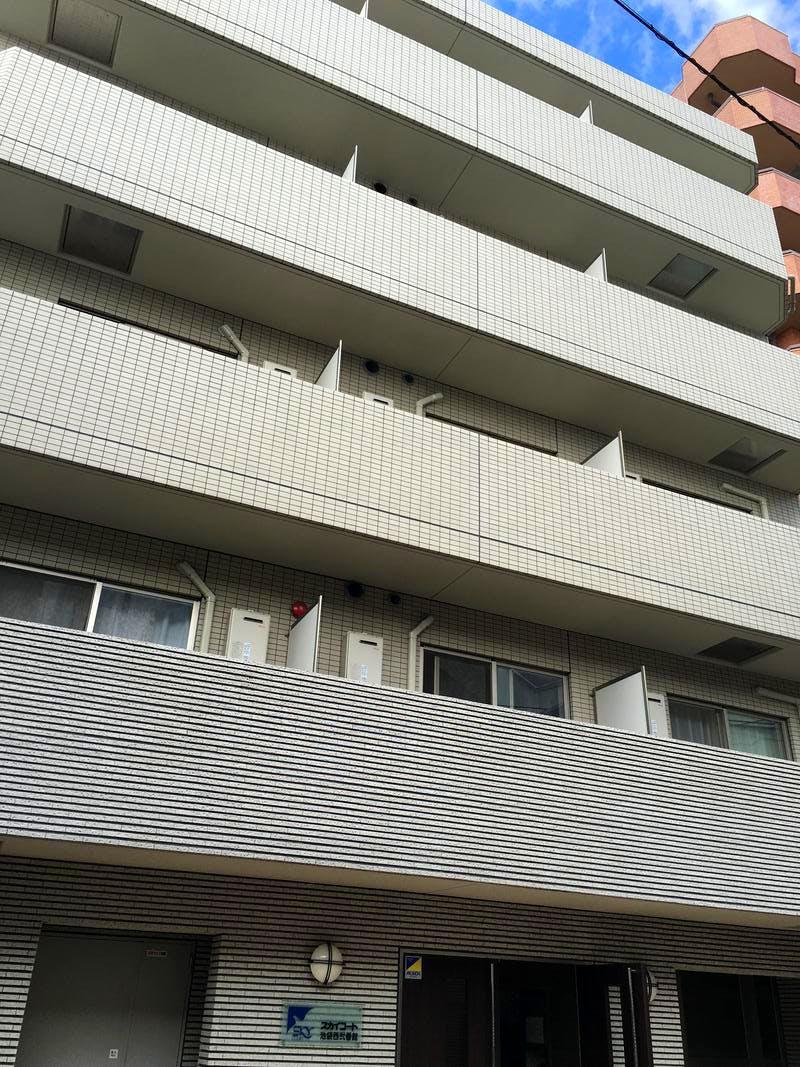 スカイコート池袋西弐番館 外観