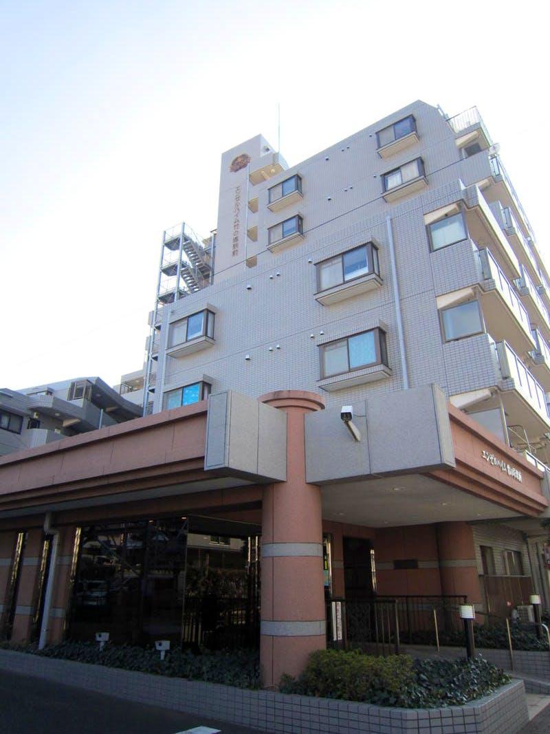 エンゼルハイム竹の塚駅前 外観
