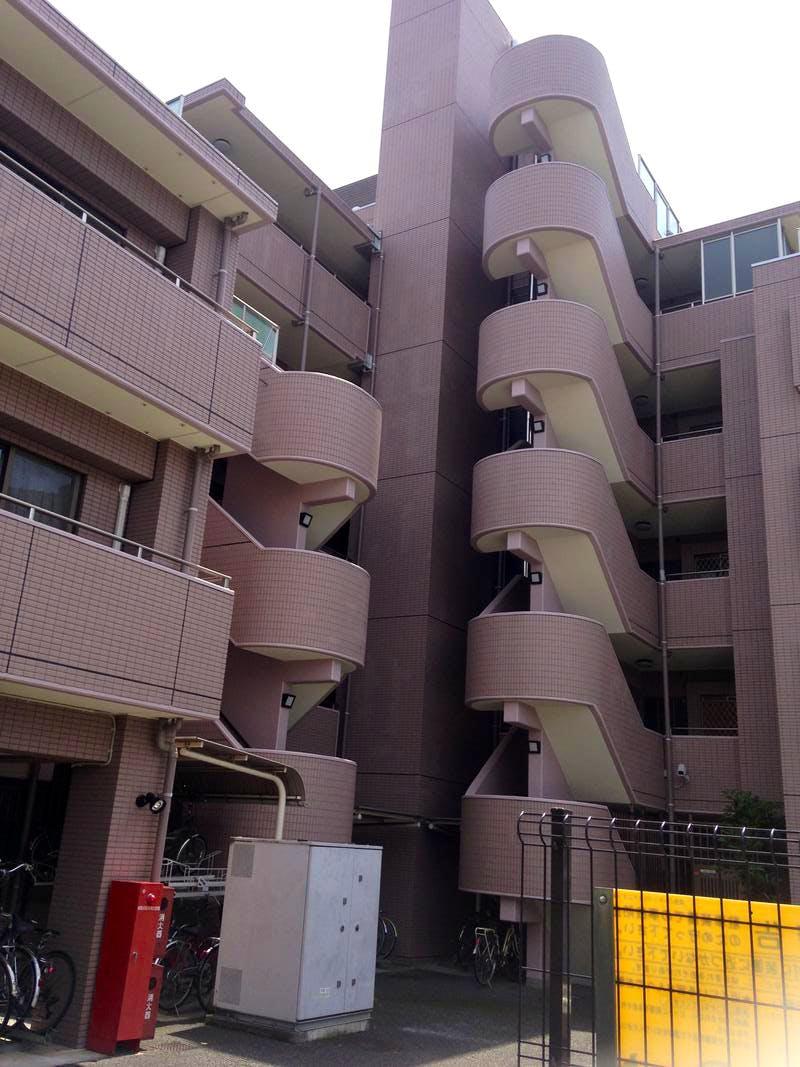 クリオ戸田公園 弐番館 外観