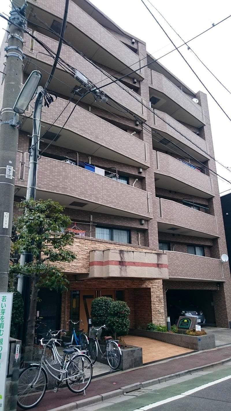 コニファーコート志村壱番館 外観