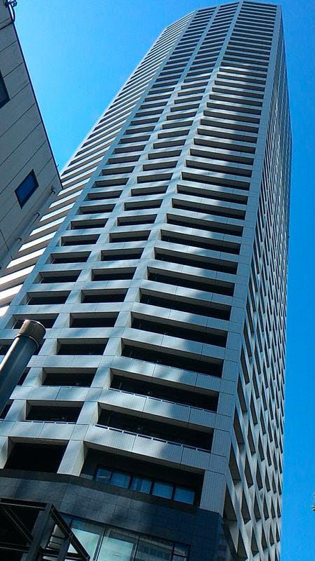 コンシェリア西新宿 TOWER'S WEST 外観