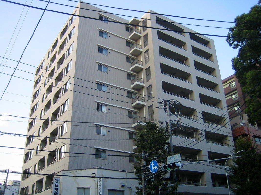ガーデングラス横浜大通り公園 外観