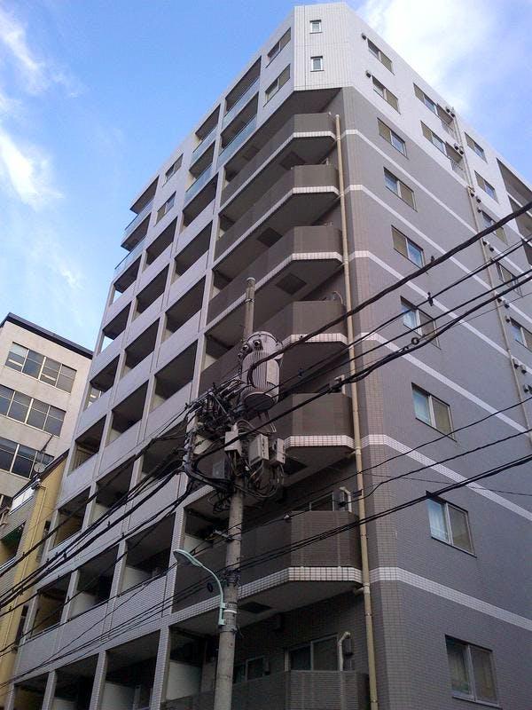 グランスイート東京 外観