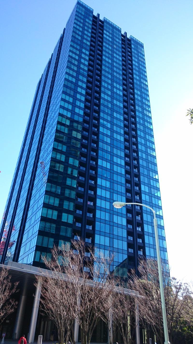 シティタワー麻布十番 外観