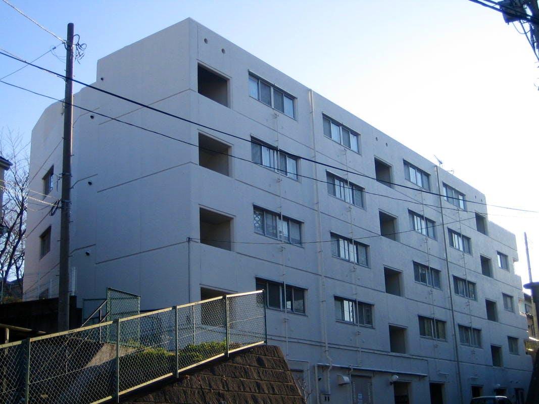 コートハウス二俣川 外観