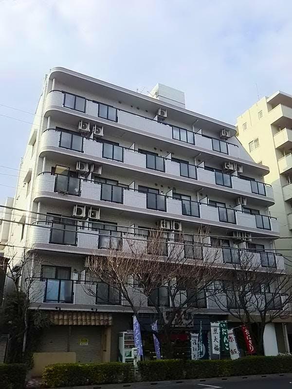 ライオンズマンション東長崎第3 外観