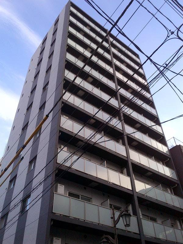 アイル銀座京橋壱番館 外観