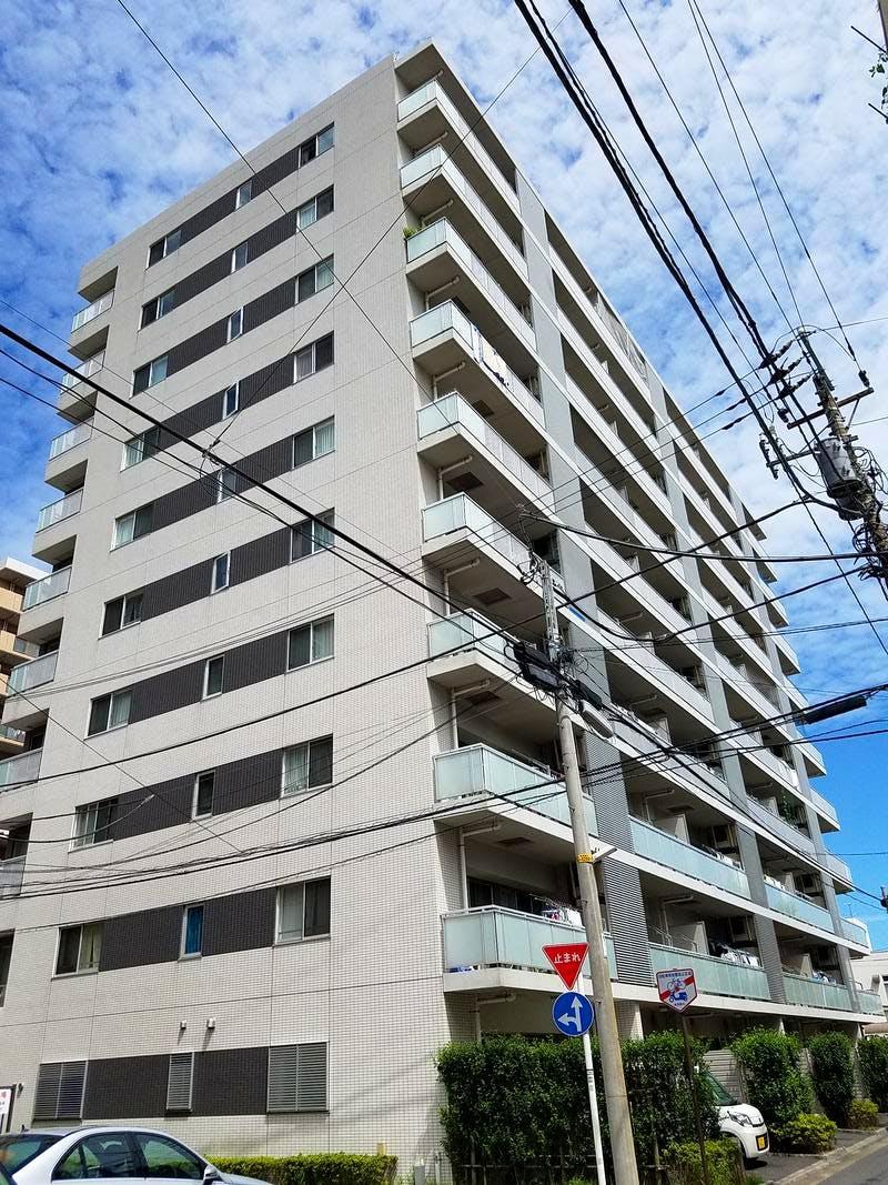 ブランマーレ横須賀 外観